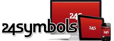 Buy Now: 24Symbols