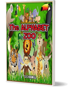 The Alphabet-Zoo. Children's Picturebook and audiobook.