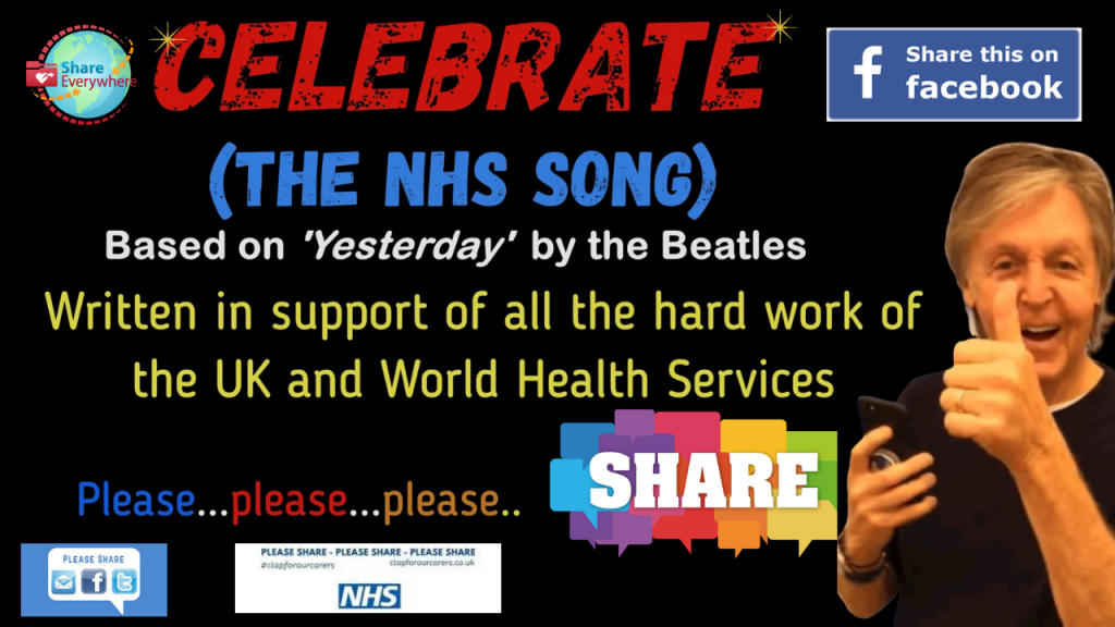 Celebrate (The NHS Song)